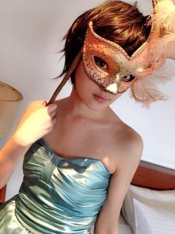 Elegant Ikoma Rina