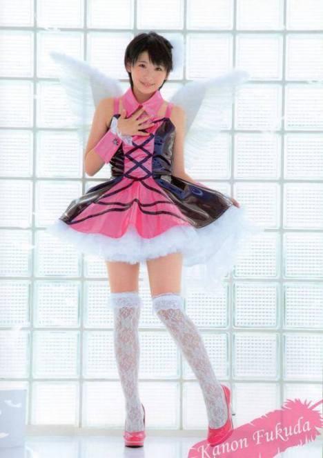 Kanon Fukuda Cosplay Angel