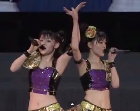 Sayumi Michishige & Koharu Kusumi Sinlge Odore Morning Curry