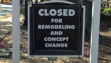 remodeling close